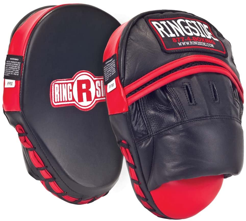 best mma punch mitts